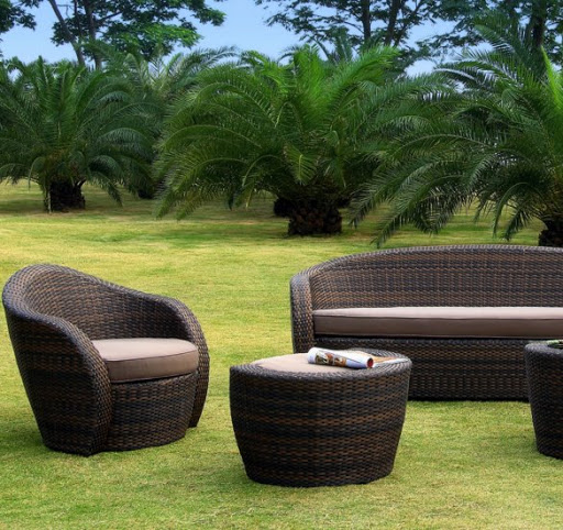 salon canape fauteuil pot mobilier meubles de jardin en resine tressee maroc magasin. Black Bedroom Furniture Sets. Home Design Ideas